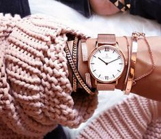 kapten and son - Yahoo Image Search Results Pinky Pinky, Fashion 2018, Womens Fashion, Magpie, Luxury Watches, Gold Watch, Sparkles, Style Icons, Image Search