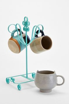 Plum & Bow Teacup Rack - Urban Outfitters #LGLimitlessDesign & #Contest