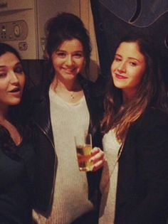 Eleanor with friends