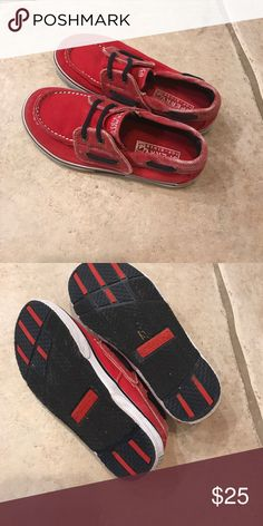 Sperry Top-Sider dress shoes Awesome Red! Sperry Top-Sider Shoes Flats & Loafers