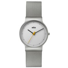 TheBraun BN0211features an all new super slim 6.5mm case and a streamlined profile.