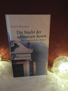 Nino Filasto – Die Nacht der schwarzen Rosen – tinaliestvor