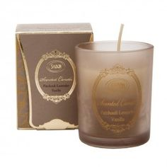 Mini Luxury Candle - Patchouli Lavender Vanilla.  #Home #Luxury #Candle