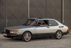 This Saab 900 Turbo Aero Is A Piece Of Sweden's Eden • Petrolicious