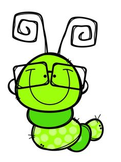 Insect Clipart melonheadz 14 - 672 X 901 - Doodle Drawings, Cartoon Drawings, Easy Drawings, Doodle Art, Doodle Cartoon, Insect Clipart, Tattoo Painting, Drawing For Kids, Stone Painting