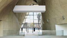 Muzeum Historii Żydów Polskich, wejście główne, fot. materiały promocyjne