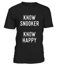 """# Know Snooker T Shirts. Gifts for Players that Play Snooker. .  Special Offer, not available in shops      Comes in a variety of styles and colours      Buy yours now before it is too late!      Secured payment via Visa / Mastercard / Amex / PayPal      How to place an order            Choose the model from the drop-down menu      Click on """"Buy it now""""      Choose the size and the quantity      Add your delivery address and bank details      And that's it!      Tags: Gifts shirts for…"""