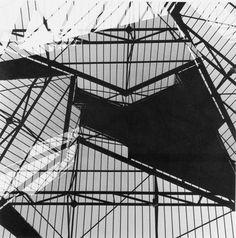Geraldo de Barros  Photoforms series  Gelatin print  1946-1951
