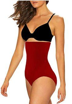 8208d1c6bd396 ShaperQueen 102C - Womens Best Waist Cincher Body Shaper Trainer Girdle  Faja Tummy Control Underwear Shapewear