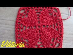 Piastrella cuore all'uncinetto - YouTube Crochet Top, Crochet Hats, Youtube, Anna, Google, New Ideas, Alphabet, Knitting Hats