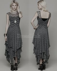 Mori-Witch - dark mori girl dress