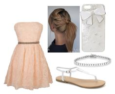 """""""Untitled #229"""" by k-k1234 ❤ liked on Polyvore featuring MIA, Wet Seal and Allurez"""