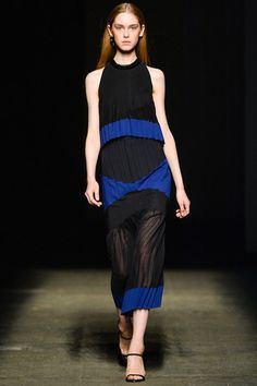 Dion Lee Spring 2014 Ready-to-Wear Collection Slideshow on Style.com