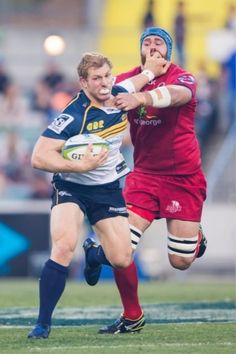 Super Rugby round 1 the ACT Brumbies vs the Queensland