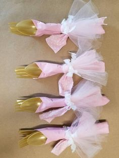 Ballerina Party Flatware Tutu Party Decorations Ballet Birthday Banner I am One Decor Party Pink Fi Ballerina Baby Showers, Baby Shower Princess, Ballet Baby Shower, Princess Party, Disney Princess, Ballerina Birthday Parties, Birthday Tutu, 3rd Birthday, Birthday Ideas
