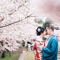 【storymywedding】さんのInstagramをピンしています。 《桜が満開に咲く情緒溢れる京都での前撮り . 可憐でとってもロマンチックな写真です . この前撮りレポを記事で特集しました☆上のプロフィールのリンクから【Real Wedding Stories】のページでご紹介しています . Photography: @kaiphotographyjapan  Hair&makeup: @ricche.ricche  Kimono: @yumeyakata_kyoto . . #ウェディングフォト #ウエディング #卒花 #プレ花嫁 #日本中のプレ花嫁さんと繋がりたい #2017春婚 #桜 #さくら #前撮り #ウエディングレポ #結婚式 #結婚式レポ #結婚式準備 #フォトグラファー #wedding #prewedding #romantic #sakura #cherryblossom #kyoto #love #prettyinpink #japan #weddingphotography #weddinginspiration  #蹴上インクライン…