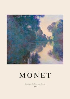 Claude Monet, Monet Poster, Poster Wall, Poster Prints, Art Exhibition Posters, Art Graphique, Picture Wall, Collage Art, Wall Prints