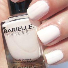 Barielle 'Very Bare' for #Fall2013 #Nails #fallfashion #beauty #nailpolish #fallnails @Brooke Martinez Cosmetics