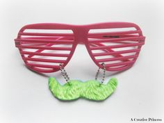 A Creative Princess: Want Some Cool Sunglasses?