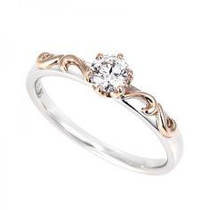 Venus(ヴィーナス)/HOSHI no SUNA|「Ring Link Ring」で婚約指輪・結婚指輪を探す!