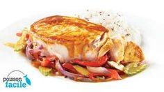 Darnes de marlin bleu à la thaïlandaise | Recettes IGA | Poisson, Cari, Recette rapide