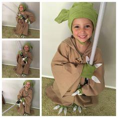 Star Wars® Yoda Star Wars® traje de Yoda Yoda por FizzyZigZag