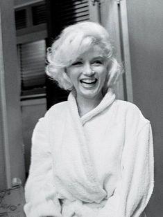 Marilyn Monroe, 1962.