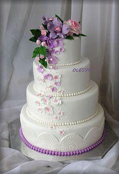 Свадебные торты Свадебные торты #57