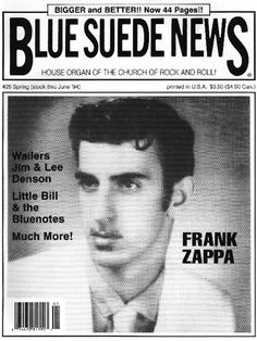 Frank Zappa's background is from Italy; he was the first generation of his family to be born in the United States. Description from frankzappa420.blogspot.com. I searched for this on bing.com/images