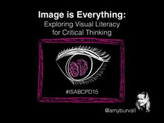 Image is Everything  ISABC15 by Amy Burvall via slideshare: Consider Creating Your Own Images for Slides using an app like Paper by 53!
