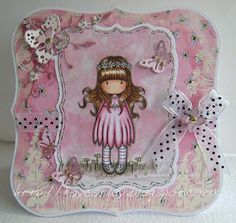 Kay's Crafty Corner: In The Pink!
