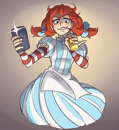 Colleen Butters — smug anime girl Wendys B) fresh never frozen...
