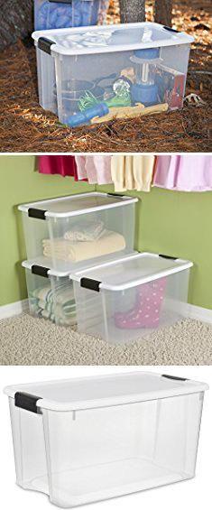 Plastic Storage Containers Sale Quantum QDC2515 14 Plastic Storage
