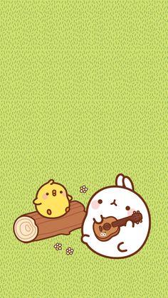 잔디,기타,몰랑[720*1280, 폰배경, 스마트폰배경, 몰랑이배경] : 네이버 블로그 Chibi Kawaii, Kawaii Bunny, Kawaii Doodles, Cute Kawaii Drawings, Kawaii Art, Disney Phone Wallpaper, Kawaii Wallpaper, Animal Wallpaper, Pikachu Pikachu