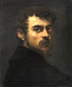 Tintoretto, Self-Portrait