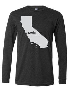 California State Swim - Long Sleeved | SwimWithIssues