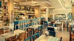 GRECO Greek restaurant by Dan Troim, Tel Aviv   Israel hotels and restaurants