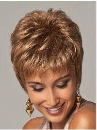 Stylish Blonde Curly Cropped Synthetic Wigs, Synthetic Hair Toupee Usa The Effective Pictures We Off Straight Hairstyles, Braided Hairstyles, Wedding Hairstyles, Cropped Hairstyles, Gabor Wigs, Hair Toupee, Natural Hair Styles, Short Hair Styles, Top Braid
