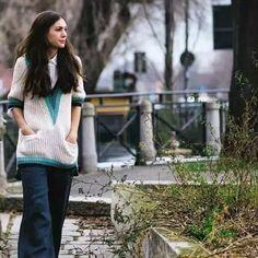 同样是意大利美女她可比宇宙博主会穿多了-时尚呼吸-北方网