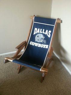 Dallas Cowboys Chair