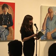 Before a crowd of 70 Erin Rodoni reads from her new Sixteen Rivers Press book Body In Good Light.
