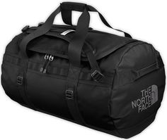 The North Face - Base Camp Duffel Bag - SMALL (Sort)
