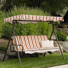 Walmart Home Trends Park Lake Replacement Swing Canopy