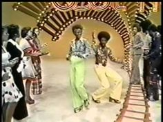 Soul Train Line Live It Up Isley Brothers--Love watching the dancers on Soul train!!!