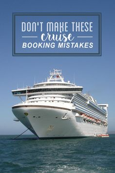 There are so many options for cruising; you should definitely take the time to think about what you really want from a cruise before you book one. Cruising is a wonderfully affordable way to vacation, but it's still an investment and you want the greatest possible return of fun, relaxation and enjoyment.So, here are some …