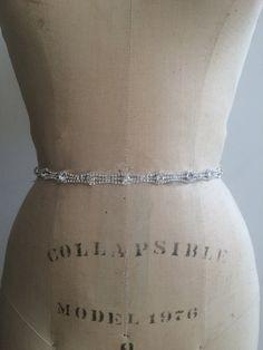 920db458f5257 Bridal Belt-Bridal Sash-Bridesmaid Belt-Bridesmaid Sash-Art Deco Bridal Sash  Belt-Beaded Bridal Sash Belt-Rhinestone Wedding Sash Belt