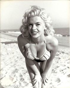 Jayne Mansfield and friends. Capture your memories for posterity at http://www.saveeverystep.com