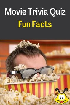 Our movie's fun facts are surprising. You won't believe they happened in reality and are true. For the casts and crew of these movies, it has been a full-time job with hidden backstage scenes… We Movie, Kid Movies, Wtf Fun Facts, Funny Facts, Movie Facts, Movie Trivia, Funny Trivia Questions, Trivia Of The Day, Quizzes Games