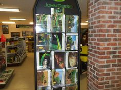 More John Deere literature