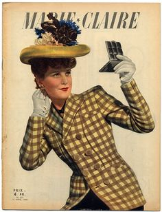 Marie Claire 1943 N°277